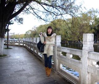 可爱女人资料照片_云南昆明征婚交友