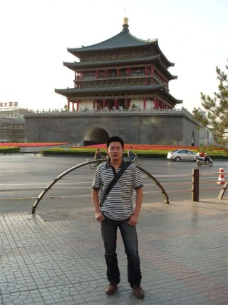 旅游自拍图片男